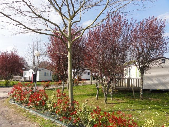Campingplatz Le Paradou Parcoul
